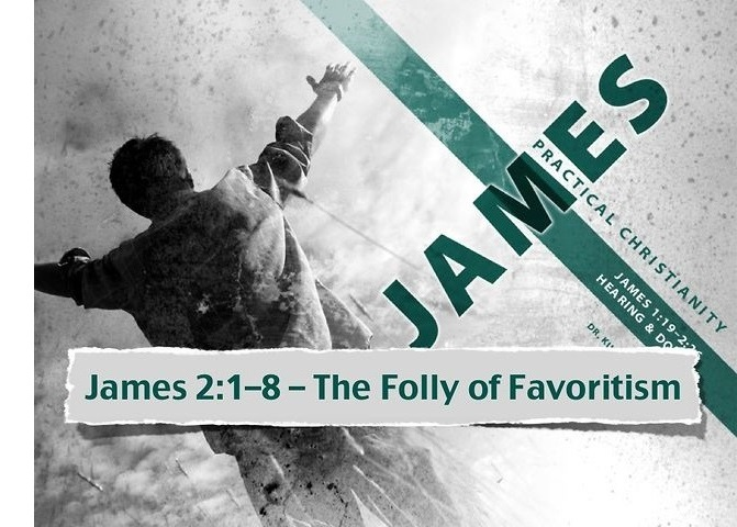 James: For Richer or For Poorer – 3
