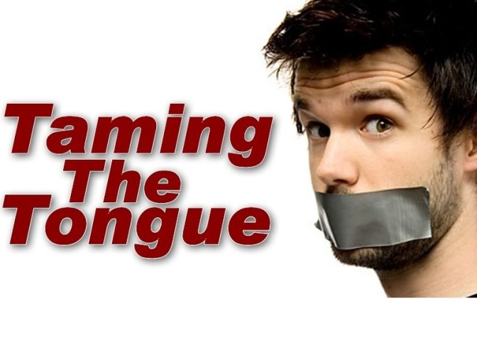 James: Taming the Tongue – 5