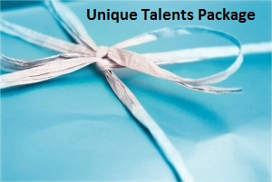 Unique Talents Package