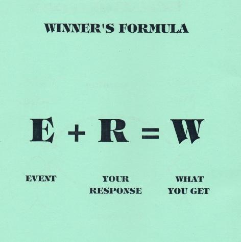 Winner's Formula