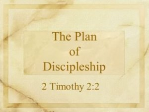 2 tim 2.2 alternate DISCIPLE