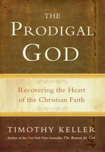 The Prodigal God - book