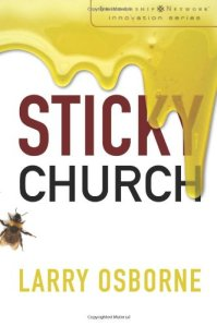 The Sticky Church cover