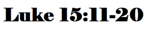 luke 15