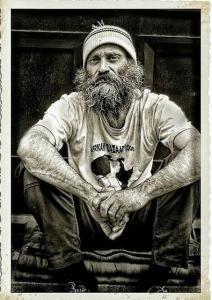 Homeless Pastor