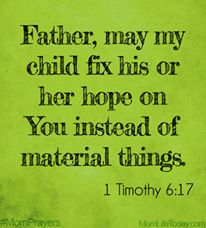 Prayer Fix on Father