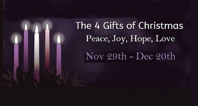 The Four Gifts of Christmas Series | Evans Thoughts on Life
