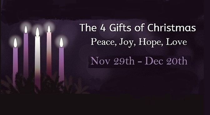 The Four Gifts of Christmas Series