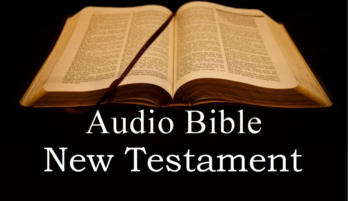 New Testament Audio Bible - Contemporary English Version