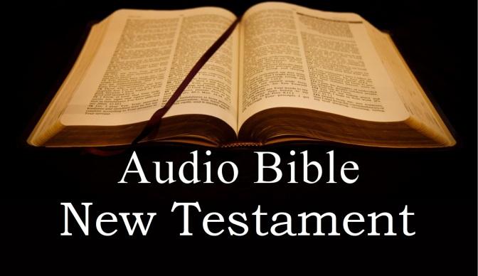 New Testament Audio Bible – Contemporary English Version